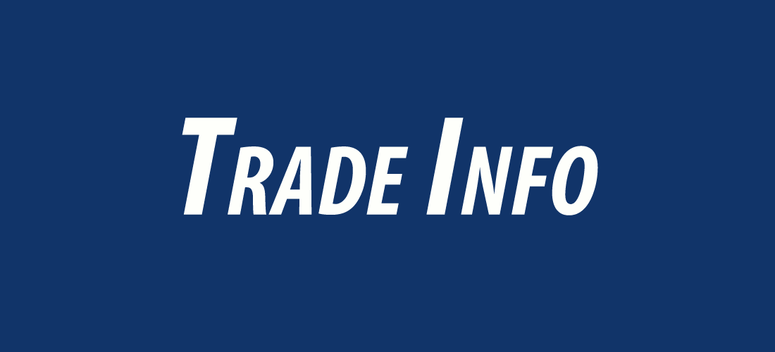 Trade info with mildtrans