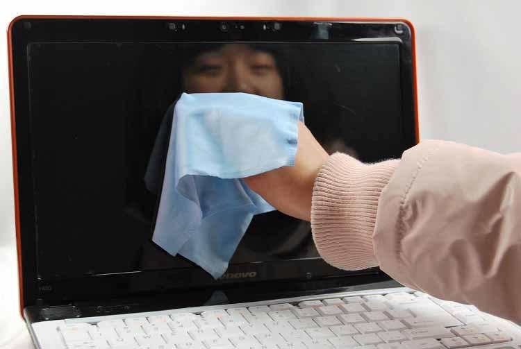 450Как почистить экран жк телевизора в домашних условиях