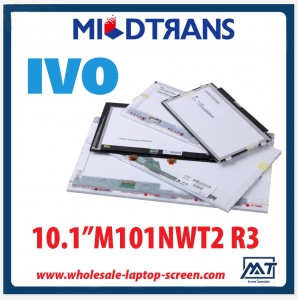 "10.1 ""IVO WLED-Backlight Notebook-Personalcomputers LED-Anzeige M101NWT2 R3 1024 × 600 cd / m2 200 C / R 400: 1"