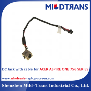 Acer Aspire One 756 Laptop DC Jack