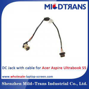 Acer Aspire Ultrabook S5 Laptop DC Jack
