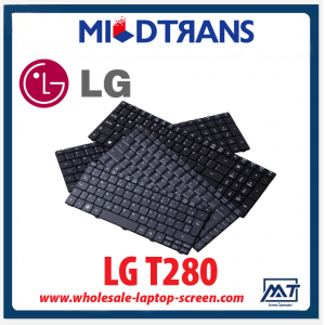 Alibaba top supplier competitive price original LG T280 laptop keyboard
