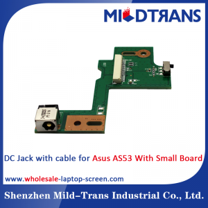 Asus AS53 With Small Board Laptop DC Jack