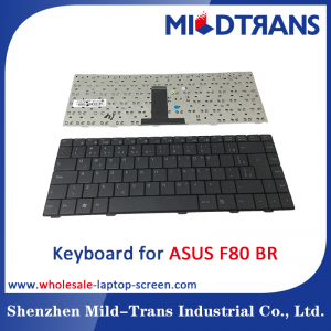 BR Laptop Keyboard for ASUS F80