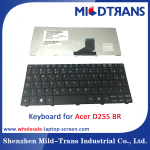 BR Laptop Keyboard for Acer D255