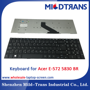 BR Laptop Keyboard for Acer E-572 5830