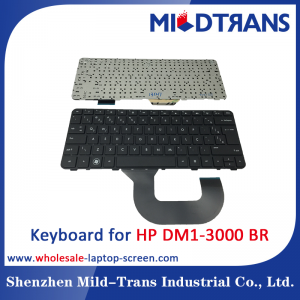 BR Laptop Keyboard for HP DM1-3000