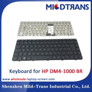 BR Laptop Keyboard for HP DM4-1000