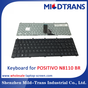 BR Laptop Keyboard for POSITIVO N8110