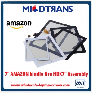 China wholesaler touch screen for 7 AMAZON kindle fire HDX7 Assembly