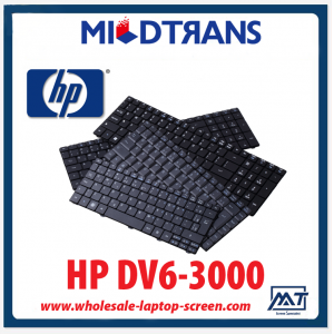 Competitive price US language laptop keyboard for HP DV6-3000