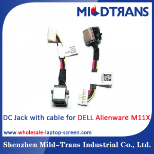 Dell Alienware M11X Laptop DC Jack