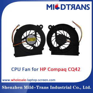 HP CQ42 3Pin Laptop CPU Fan