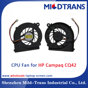 HP CQ42 4 Pin Laptop CPU Fan