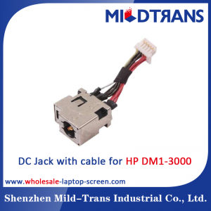 HP DM1-3000 Laptop DC Jack