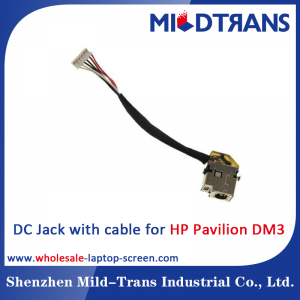 HP DM3 Laptop DC Jack