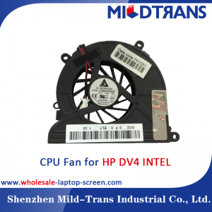 HP DV4 INTEL Laptop CPU Fan