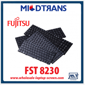 High quality US layout laptop keyboard for FUJITSU 8230