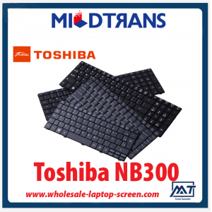 High quality US layout laptop keyboard for Toshiba NB300