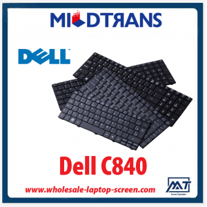 High quality and original US language laptop keyboard for Dell C840