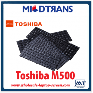 High quality laptop keyboard for TOSHIBA M500