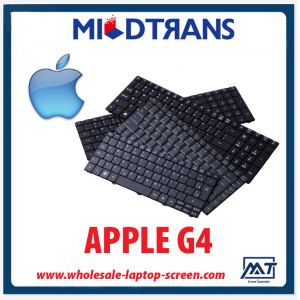 Hot Sale US Layout Laptop Keyboard For Apple G4
