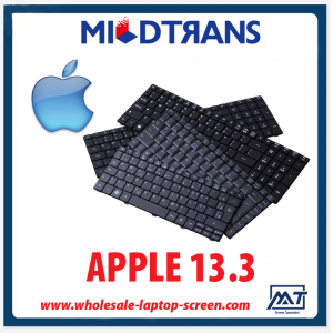 Hot sale US UK LA Layout laptop keyboard for Apple 13.3