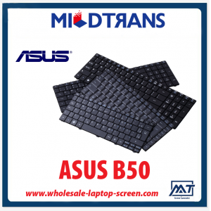 Hot selling US laptop keyboard for Asus B50