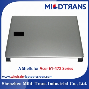 Laptop A Shells for Acer E1-472 Series