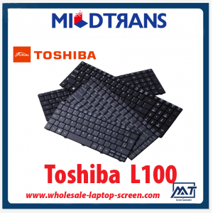 New Original US layout laptop keyboard for TOSHIBA L100