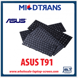 Original and  high quality US laptop keyboard for asus T91