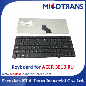 RU Laptop Keyboard for ACER 3810