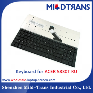 RU Laptop Keyboard for ACER 5830T