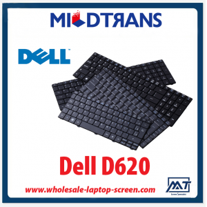 Real Stock Hot Sale Laptop Keyboard Dell D620