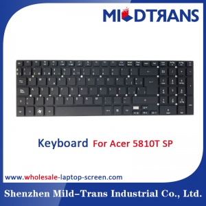 SP Laptop Keyboard FOR Acer 5830T