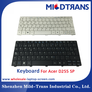 SP Laptop Keyboard FOR Acer D255