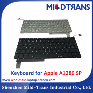 SP Laptop Keyboard for Apple A1286