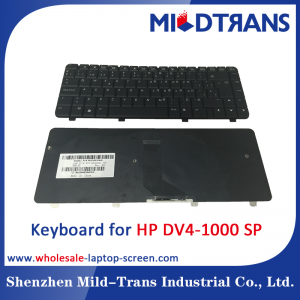 SP Laptop Keyboard for HP DV4-1000
