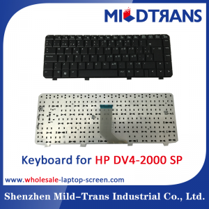 SP Laptop Keyboard for HP DV4-2000