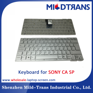 SP Laptop Keyboard for SONY CA