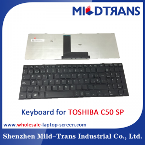 SP Laptop Keyboard for TOSHIBA C50