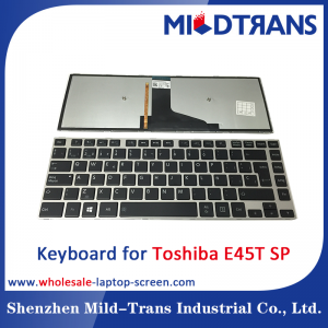 SP Laptop Keyboard for Toshiba E45T