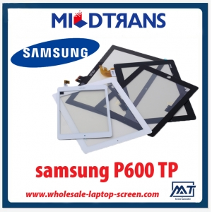 Touch digitizer China wholesaler for for samsung P600 TP