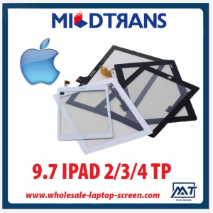Touch digitizer wholesaler for for 9.7 IPAD 2 3 4 TP
