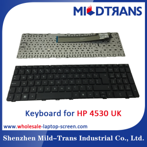 UK Laptop Keyboard for HP 4530