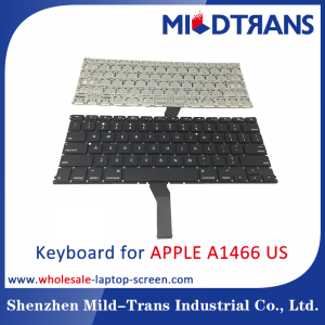 US Laptop Keyboard for APPLE A1466