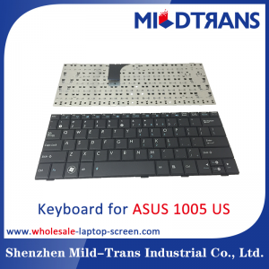 US Laptop Keyboard for ASUS 1005