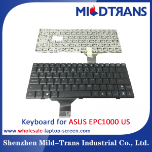 US Laptop Keyboard for ASUS EPC1000
