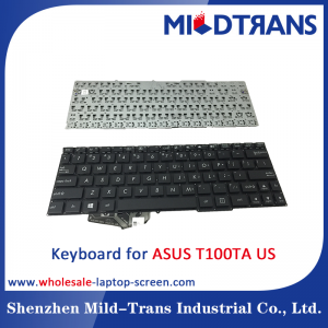 US Laptop Keyboard for ASUS T100TA