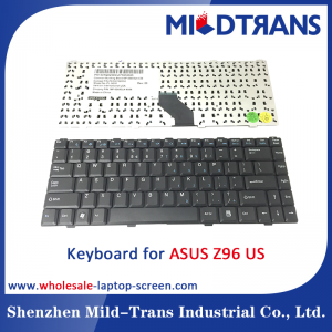 US Laptop Keyboard for ASUS Z96